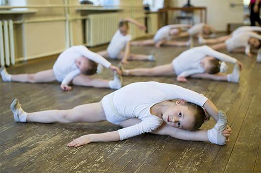 азбука танца