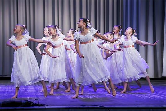 классический танец